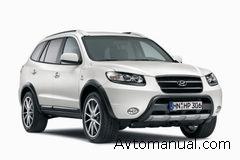 Скачать руководство по ремонту и обслуживанию Hyundai Santa Fe