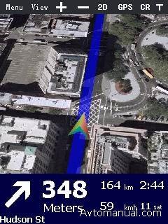 Скачать Google Navigator 3.4