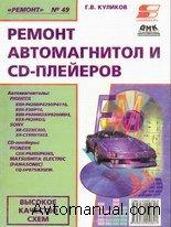 Ремонт автомагнитол и CD - плейеров