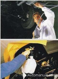 Видео: антикоррозийная обработка автомобиля