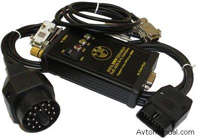 Скачать программное обеспечение для сканера BMW Inpa Ediabas 5.0.1 2006