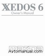 ������� ����������� �� ������������ Mazda Xedos 6