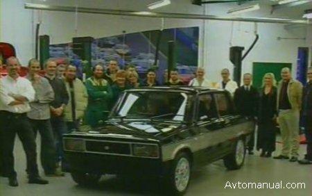 Видео: Top Gear тюнинг ВАЗ 2105