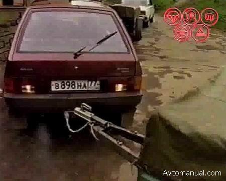 Видео уроки водительского мастерства Э.С.Цыганкова