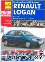 Руководство по ремонту Renault Logan с 2004 года выпуска