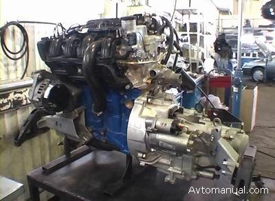 Видео: установка АКПП на ВАЗ Лада Калина
