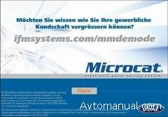 Каталог запасных частей Microcat Ford Europe