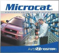 Каталог запасных частей Hyundai Microcat 08.2009 - 09.2009 года