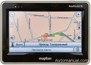 Navitel Navigator 7805 для навигатора Mapitan RoadVector XL, Mapitan GPS 6030B