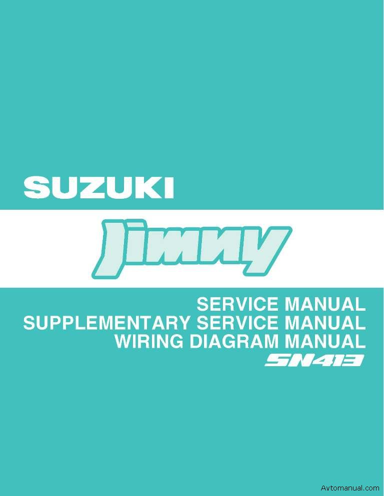 Suzuki jimny эксплуатация и