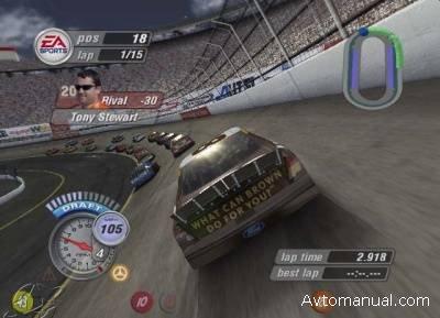 Скачать игру Nascar Thunder (2003)