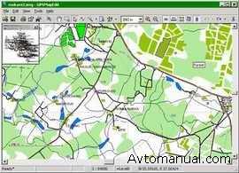 Редактирование GPS-карт Geopainting GPSMapEdit v.1.0.57