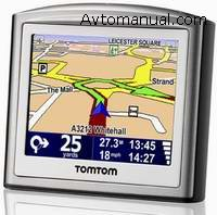 ������� GPS ��������� TomTom: Western and Central Europe 830.2305 (2009)