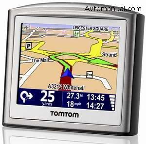 cистема gps навигации: