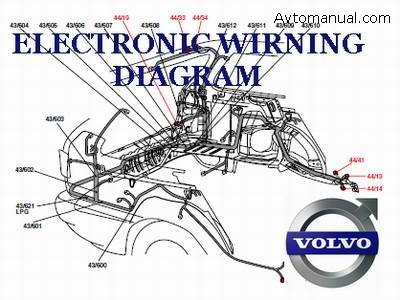 volvo electronic wiring diagram 2004. Black Bedroom Furniture Sets. Home Design Ideas