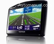 Навигация TomTom : Western and Central Europe 830.2306