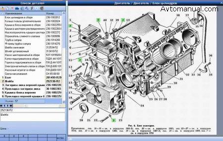 Скачать Авто Каталог AutoSoft SP 2009