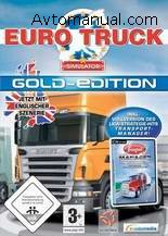 ������� ��������� �������� ��������� Euro Truck Simulator Gold Edition 2009