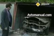 Видео: действия при возгорании автомобиля на дороге