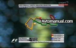 Видео. Формула 1: Гран-При Сингапура