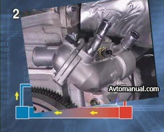 Видеоурок по ремонту автомобиля Opel Vectra C