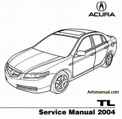 ����������� �� ������� Honda Accord / Acura TL 2004 - 2008 ���� �������