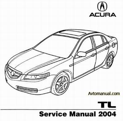 ����������� �� ������� Honda Accord / Acura TL 2004 - 2008 ���� �������