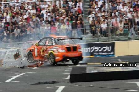 Видео Токийский Дрифт в Одайбе / Tokyo Drift in Odaiba