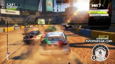 Скачать игру Colin McRae: DiRT 2 (2009 / ENG / MULTI5)