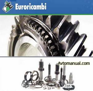 Каталог запасных частей Euroricambi 2009