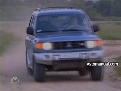 ����� ���� ����� ���������� Mitsubishi Montero