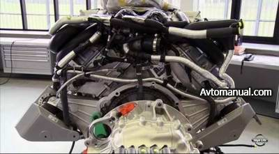 Видео: Бугатти Вейрон / Bugatti Veyron