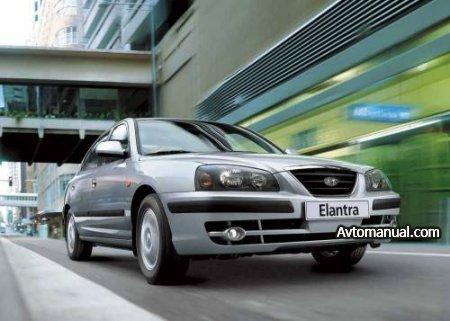 Руководство по эксплуатации и ремонту Хюндай Елантра (Hyundai Elantra) и Хюндай Лантра (Hyundai Lantra)