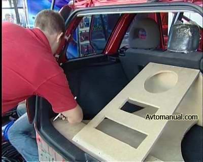 Видео. Битва мастеров тюнинга автозвука 2005