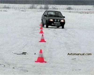 Фильм Основы безопасного вождения автомобиля