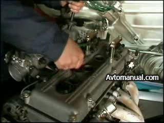 Видео руководство по обслуживанию и ремонту двигателя ЗМЗ 406.10