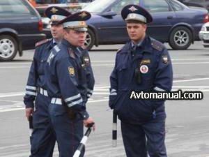 Вступили в силу штрафы за управление автомобилем без регистрации и ТО.