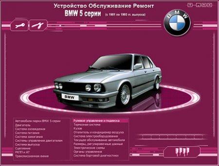 BMW 5 ����� (1981 -1993)