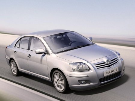 Toyota Avensis с 2002 - 2007 год Руководство по ремонту / Service Manual