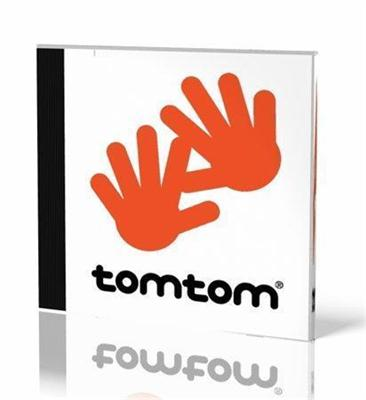 TomTom [Западная и Центральная Европа] v.855.2982 (2010/ENG) PNA/PDA