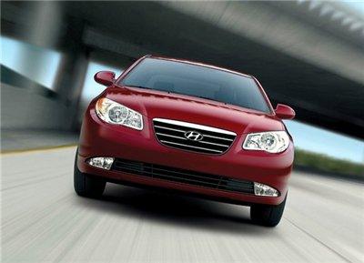 Hyundai Elantra HD. ����������� ������������, ����������� �� �������.