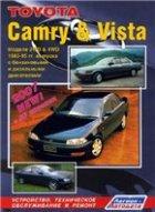 Toyota Camry & Vista 83-95 ��. �������. ����������, ����������� ������������ � ������