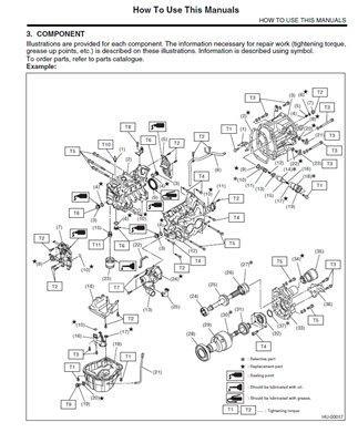Subaru Forester 2007 Service Manual.