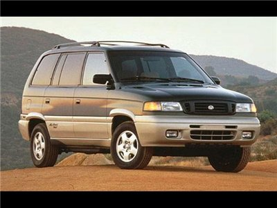 Mazda MPV JE V6 3.0 (1989-1998) Workshop Manual