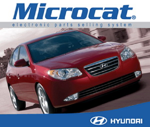 Каталог запасных частей Microcat Hyundai 01.2011 - 02.2011