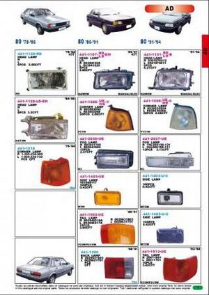 Каталог оптики DEPO 2010