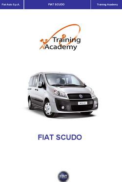 Руководство по ремонту и обслуживанию Fiat Scudo с 2006 года выпуска