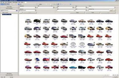 Каталог запасных частей Toyota Microcat Live версия 01.2011