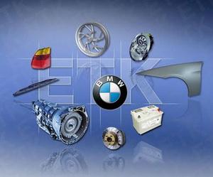 Каталог запасных частей BMW ETK версия 02.2011