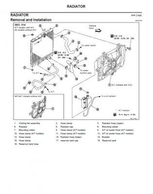 руководство по ремонту ниссан микра к12 скачать